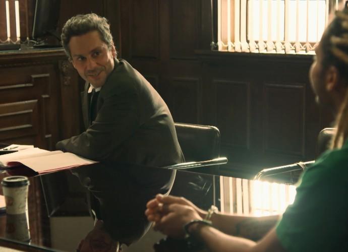Alexandre Nero como Romero, protagonista de 'A Regra do Jogo' (Foto: TV Globo)