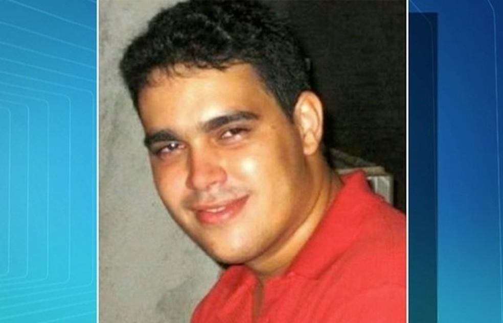 Estudante de agronomia foi morto há nove anos em Gurupi (Foto: Reprodução/TV Anhanguera)