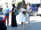 Familiares e amigos se despedem de Cláudio Marzo em velório no Rio