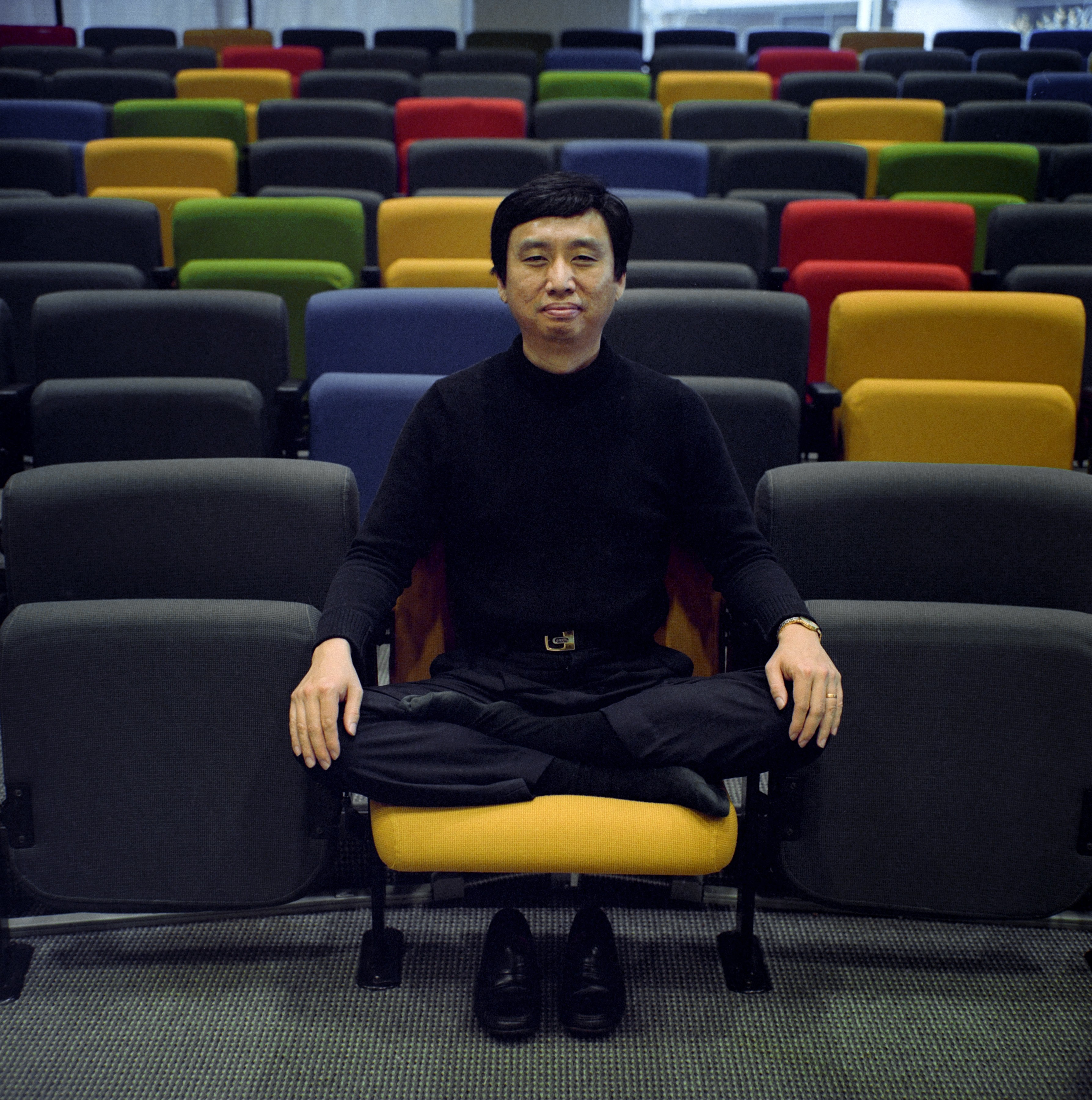 Chade-Meng Tan (Foto: Peter DaSilva/ The New York Times)