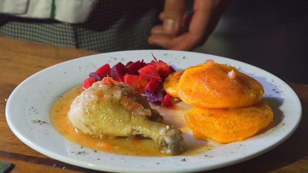 278cb0d345f G1 - Tortilha de mandioca com frango é a receita da semana no Terra ...