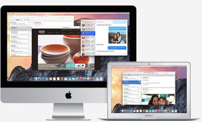Como alterar o padrão de cores do monitor de um Mac (Foto: Divulgação/Apple)