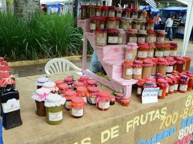 Armario Resina Carrefour ~ G1 Feira de Artesanato traz opções de presentes para o