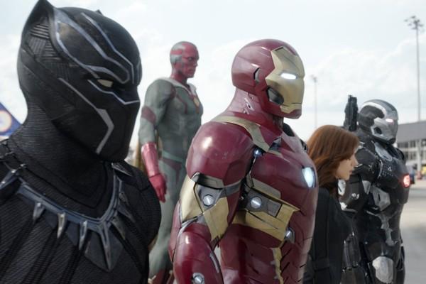 Os Vingadores (Foto: divulgação)