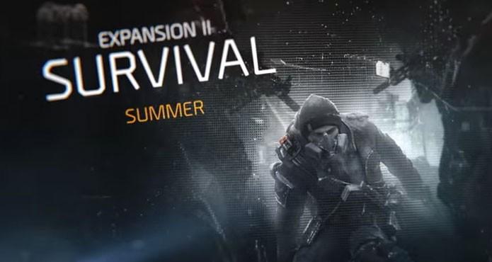Survival será um grande teste em The Division (Foto: Divulgação/Ubisoft)
