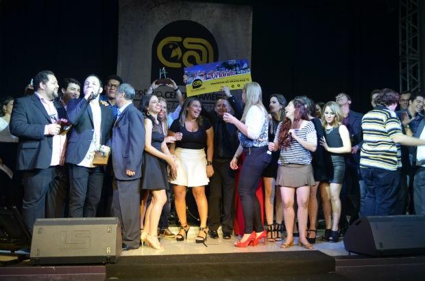 Prêmio Centro América de Criação Publicitária (Foto: marketing / tvca)