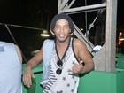 Ronaldinho Gaúcho evita imprensa no carnaval de Salvador