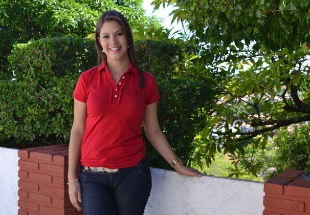 Tamara Oliveira (Foto: Divulgação/TV Sergipe)