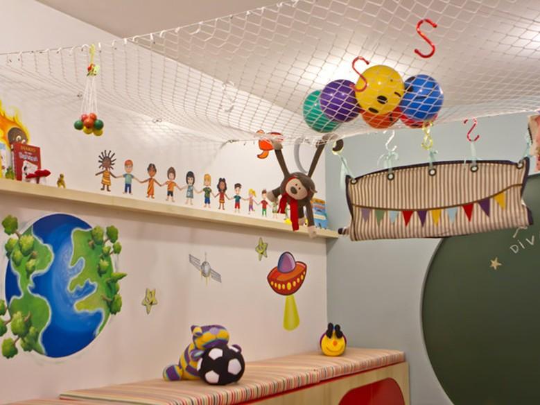 Decoracao De Sala Infantil ~  parasaladeaulainfantil4jpg # decoracao de sala infantil