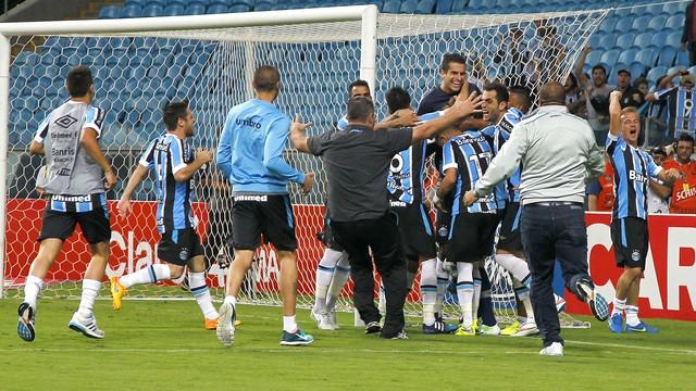 Grêmio x Novo Hamburgo - Campeonato Gaúcho 2015 - globoesporte.com 28f4b09881fec