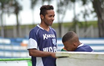 Altos confirma retorno do meia Rafael Piauí, que disputou a Série B em 2015