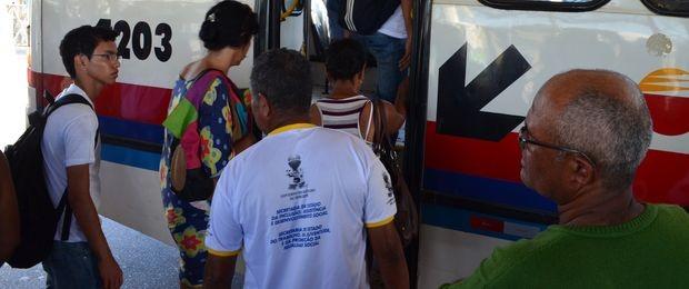 Várias categorias têm direito a gratuidade em Aracaju (Foto: Fredson Navarro/ G1 SE)