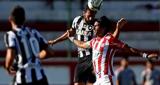 destino  loco (Vitor Silva / SS Press / Botafogo)