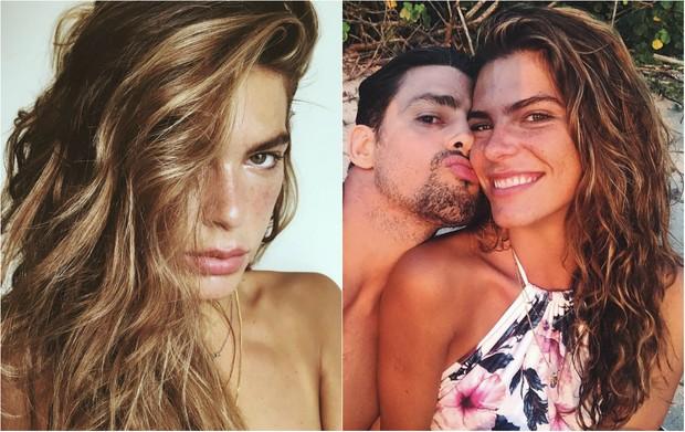 Mariana Goldfarb fala sobre os cuidados com os cabelos no verão e afirma que mergulha no mar da praia todos os dias (Foto: Reprodução do Instagram)