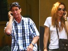 Irmão e ex-mulher de Chorão se desentendem no IML