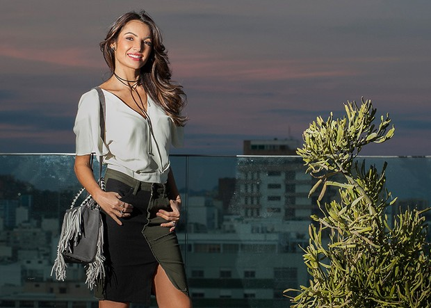 Patrícia Poeta (Foto: Anderson Barros / EGO)