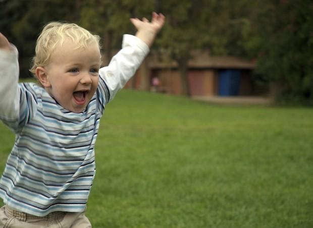 menino correndo (Foto: ThinkStock)