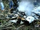 Inquérito não está concluído 2 anos após queda de helicóptero da polícia
