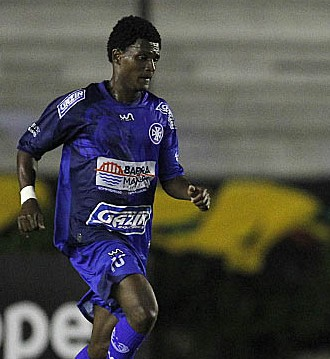 Vitinho, barra mansa x vasco (Foto: Marcelo Sadio/vasco.com.br)