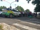 Motociclista morre ao ser atingido por carro na Zona Sul de Teresina