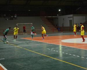 Campeonato Acreano de Futsal 2ª divisão  (Foto: Duaine Rodrigues)
