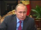 Putin ordena retirada da maior parte das tropas da Síria