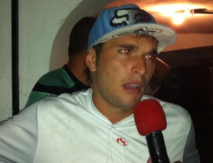 Dudu Araxá não faz mais parte do elenco alvirrubro. (Foto: Diego Souza/Globoesporte.com)