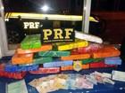 Homem é preso em MT com 20 kg de cocaína em fundo falso de carro
