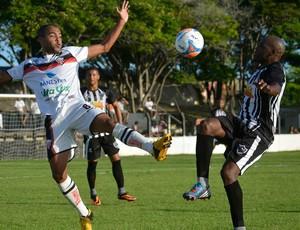 Campeonato Capixaba Série B 2014: Atlético-ES x Serra (Foto: Adriano Barbosa/Serra FC)