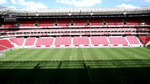 Arena Pernambuco Náutico x Salgueiro Pernambucano (Foto: Daniel Gomes)