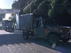 Exército leva água a mais 20 cidades que sofrem com a seca na Bahia