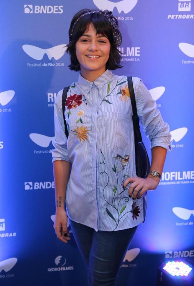 Giullia Buscacio (Foto: Daniel Pinheiro/AgNews)