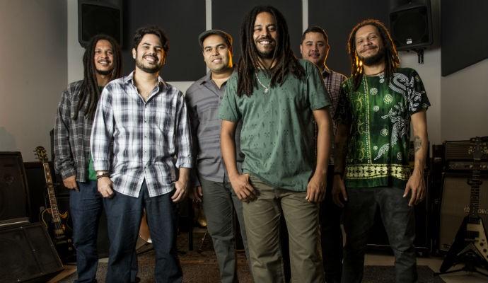 Banda Vibrações faz turnê em Recife  (Foto: Divulgação / Gshow)