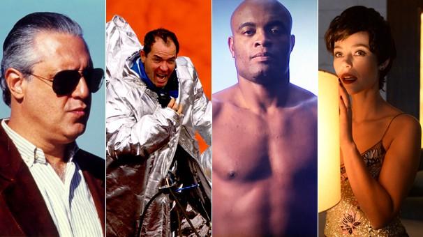 Última semana de janeiro na Globo traz estreias e o retorno de Anderson Silva ao UFC (Foto: Globo)