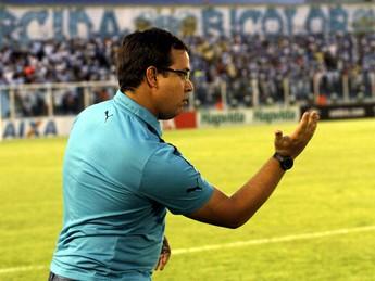 Dado Cavalcanti, técnico, Paysandu, Curuzu (Foto: Claudio Pinheiro/O Liberal)