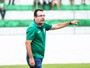 Eliminado sem tomar gol, Enderson Moreira critica gramado em Murici