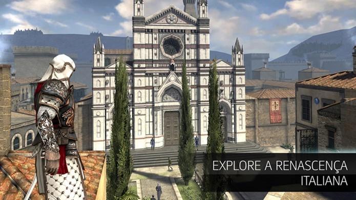 Novo Assassins Creed finalmente é lançado para iPhone e iPad (Foto:  Divulgação / Ubisoft )