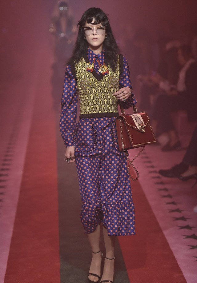 Gucci (Foto: Getty/ Catwalking)