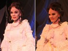 Isabel Fillardis se emociona após encenar peça sobre cantora de ópera