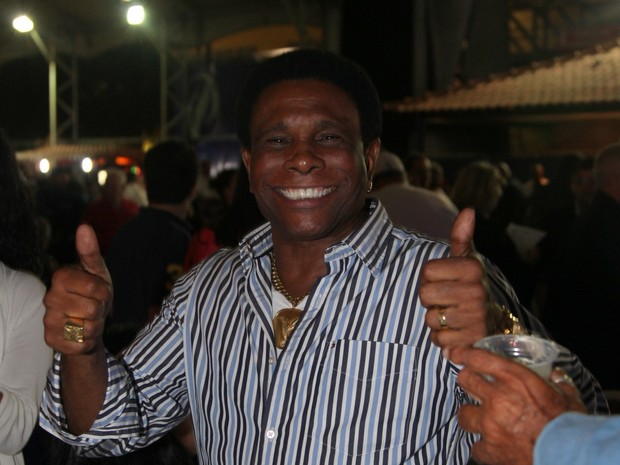 Neguinho da Beija-Flor em evento no Rio (Foto: Claudio Andrade/ Foto Rio News)