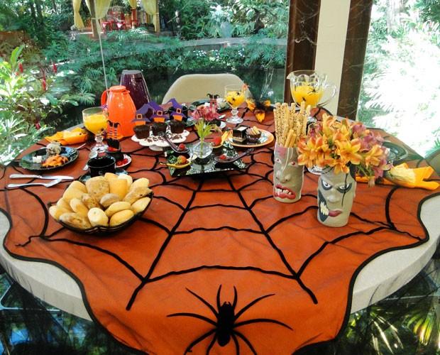 Conhecido Halloween! Confira uma decoração especial para o Dia das Bruxas  GG66