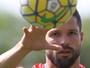 Da chegada à estreia: lembre como foi o primeiro mês de Diego no Flamengo