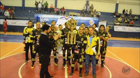 Pouso Alegre vence Itajubá e fica com o 3º lugar na Taça EPTV de Futsal