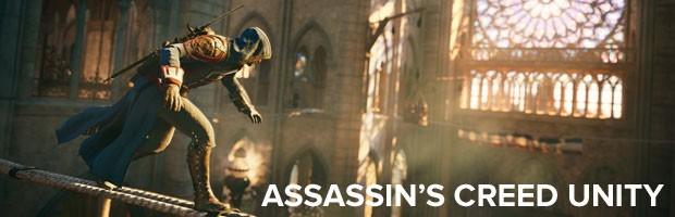 ASSASSIN'S CREED UNITY (Foto: Divulgação/Ubisoft)
