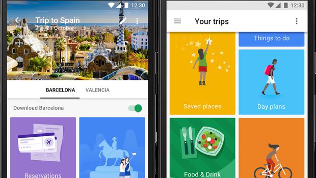 Google Trips (Foto: Divulgação)