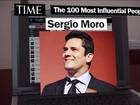 Juiz Sérgio Moro entra na lista dos 100 mais influentes da revista Time