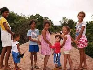 Comunidade Mumbuca no Jalapão (Foto: Reprodução/Facebook)