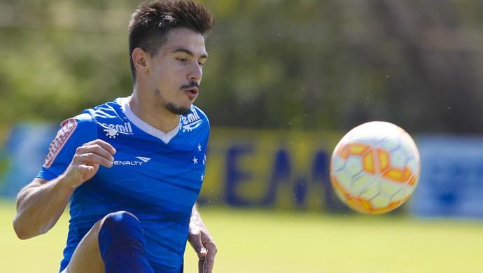 Willian, atacante do Cruzeiro (Foto: Washington Alves/Light Press/Cruzeiro)