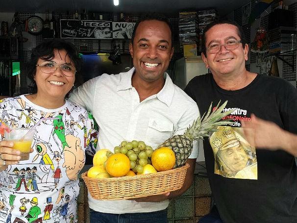 Hoje é dia de... mercado popular (Foto: Globo)