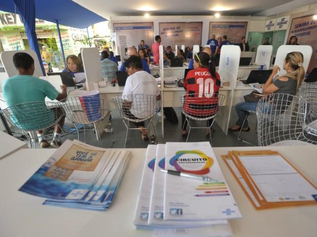 Sebrae realiza a VIII Semana do Microempreendedor Individual (Foto: BG Press)